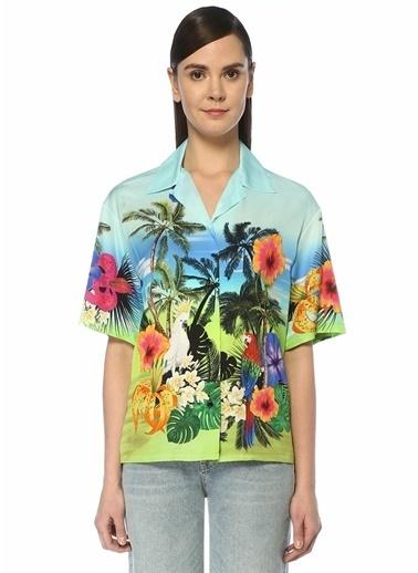 Versace Jeans Gömlek Gri